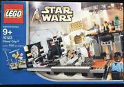 Used Lego Star Wars Cloud City 10123 In 2003 Used And Unopened Retired No Figures