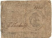 1775 May 10 3.00 Dollar Fr-cc3 Continental Currency Note