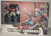 Iron Factory Ex-14 Ultimate Commander No Alleria 3rd Party Transformers Legends