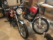 1975 And 1976 Honda Cb500t Two Bikes One Price For All One Title