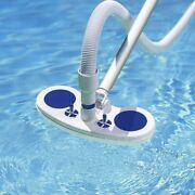 Swimming Pool Automatic Cleaner Clean Inground Above Vacuum Cleaner Brush Pool