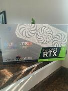Asus Rog Strix Gaming Nvidia Geforce Rtx 3070 White Oc Edition New - Ships Now