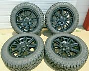 2007-2021 Toyota Trd Tundra Sequoia 20 Alloy Wheel And Tires