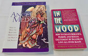 In The Mood By Doreen Virtue Paperback 1995 And Angel Medicine 2005