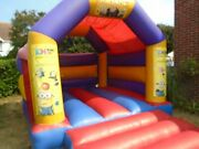 Bouncy Castle Complete Business For Sale - All You Need For Start Up
