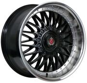 18 Bp Ex10 Roues Alliage Pour Jeep Compass Cherokee Renegade 5x110 Pcd