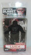 New 2014 Neca Dawn Of The Planet Of The Apes Luca Action Figure 8 Inch