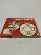 Vintage 1967 Kenner Spirograph No. 401 Gently Used- Almost Complete Without Pens