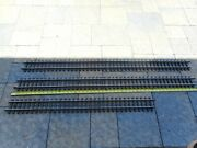 Lgb G Scale Brass Straight Track, 2 Sections 48, 1 Section 36