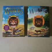 Warrior Cats Dawn Of The Clans Books 2 And 6 Thunder Rising Path Of Stars