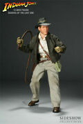 Sideshow Hot Toys 1/6 Indiana Jones Raiders Of The Lost Ark 12-inch Figure