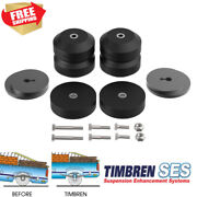 Timbren Front Bump Stops Kit Ford F250 F350 Super Duty Suspension Enhancement