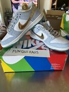 Size 8.5 - Nike Sb Dunk Low X Sean Cliver Holiday Special 2020 - Dc9936 100 - Ds