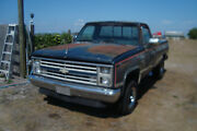 1987 Chevy 1/2 Ton Longbed 4x4 Pickup Truck Project