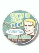 1999 Nevada Landing Casino Jean, Nevada 25.00 Chip Great For Any Collection