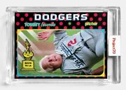 Topps Project 70 Card 306 - Tommy Lasorda By Claw Money - Presale