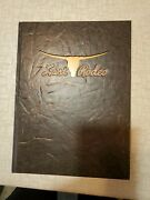 Rare Brooks And Dunn Last Rodeo Tour Memorial Hardcover Photo Book 200+ Pgs