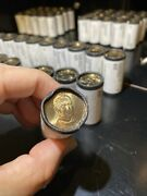 2013 D William Mckinley Dollar Presidential 25 Coin Uncirculated Mint Roll