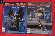 Magazine Tomart's Action Figure Digest X2 33 1996 And 34 1996 Excellent Conditn