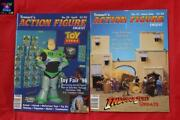 Magazine Tomart's Action Figure Digest X2 29 1996 And 31 1996 Excellent Conditn