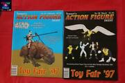 Magazine Tomart's Action Figure Digest X2 1997 37 And 38 Excellent Condition