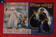 Magazine Tomart's Action Figure Digest X2 1997 39 And 42 Excellent Condition