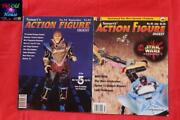 Magazine Tomart's Action Figure Digest X2 44 1997 And 65 1999 Excellent Conditn