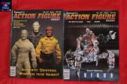 Magazine Tomart's Action Figure Digest X2 41 1997 And 53 1998 Excellent Conditn