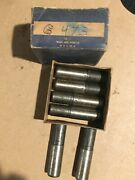 New Valve Guides Ihc 1950-1955 6 Cylinder Sb-sd Engine Intake And Exhaust