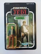 Vintage Star Wars Rotj Han Solo Bespin Outfit Moc Unpunched 1983 Kenner