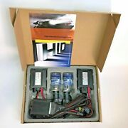 High Intensity Discharge Lamp System   Hid   Ballast   Xenon Lamp   H4h/l 6000k