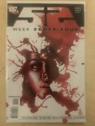 52 - Week Forty Four, Dc Comics, 7th March 2007, Nm