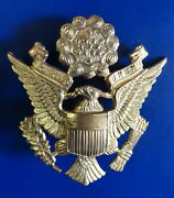 Usaaf Large Officerandrsquos Crush Cap Eagle-early Pattern