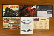 Trading Card Collection From Lionel Trains Post War 1997