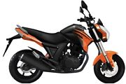 150cc Lifan Kp Mini Street Legal Motorcycle With Electric Start
