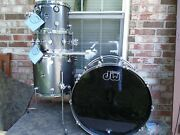 Dw Drum Workshop Performance Series Shell Pack-excellent