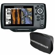 Humminbird Helix® Chirp Si Gps G2 Combo W/free Cover 410230-1cover