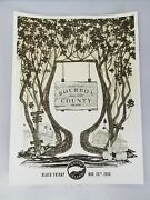 2016 Goose Island Bourbon County Brand Stout Craft Beer 18x24 Poster Print