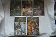A Game Of Thrones George R.r Martin Comics Issues 1-5
