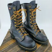Danner Flashpoint Wildland Firefighting 10 Leather Boots 18000 Womenandrsquos 7.5 M