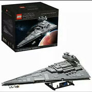 Lego Star Wars A New Hope Imperial Star Destroyer 75252 Factory Sealed