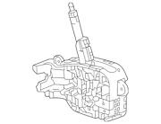Genuine Gm Gear Shift Assembly 13534322