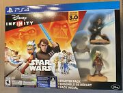 Disney Infinity 3.0 Edition Star Wars Ps4 Playstation 4 Starter Pack - New