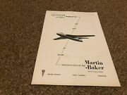 Ac43 Advert 11x8 Martin Baker Ejection Seats For High Speed Jet Aircraft