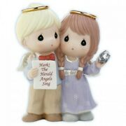 Precious Moments Figurine, 'glory To The New Born King', New In Box, 910020