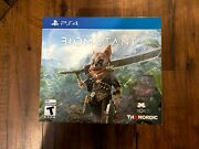 Sold Out - Brand New Biomutant Collector's Edition - Playstation 4