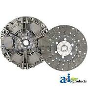 Tx17247 Kit Includes Trans And Pto Disc Pressure Plate No Bearing A-628103439