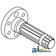 A-at20094 Shaft Pto 540 Rpm Fits Amat20094 Ar1116