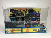 Large Batman/imaginext Store Display Fisher Price - Lights Up Talks And Moves