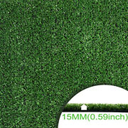 Artificial Grass Mat 65x3ft Synthetic Landscape Fake Turf Lawn Home Yard Garden